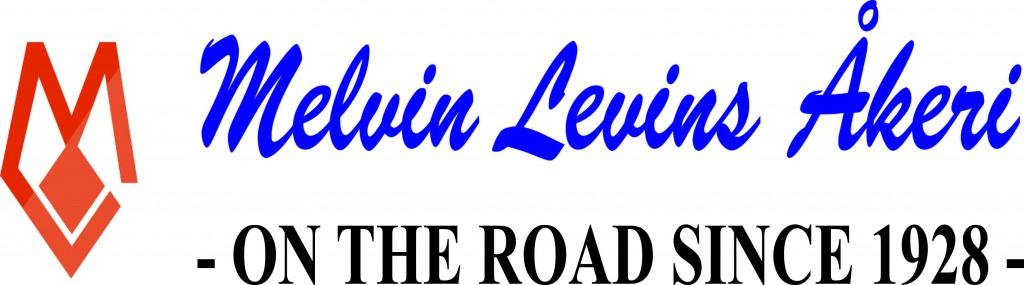 Melvin Levins Åkeri logo