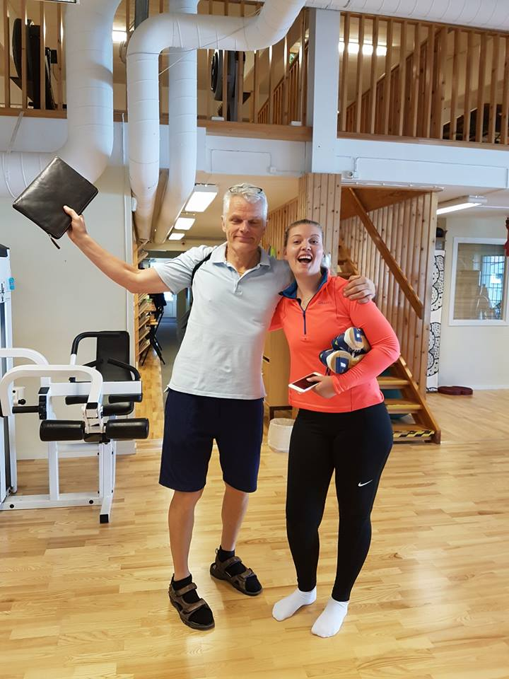 Fys tränaren KG i Enköping.