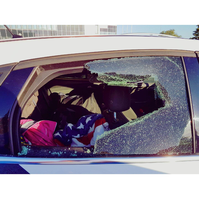 Inbrott i bil